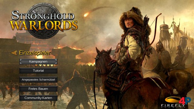 Screenshot - Stronghold: Warlords (PC)