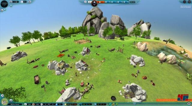 Screenshot - The Universim (Linux) 92531755