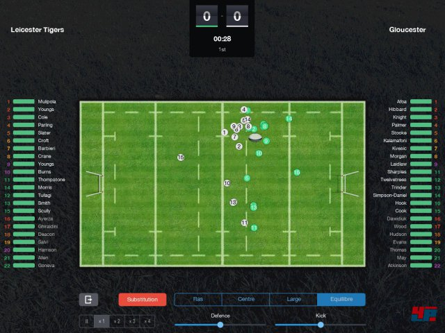 Screenshot - Pro Rugby Manager 2015 (iPad) 92486511