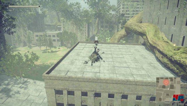 Screenshot - NieR: Automata (PS4) 92540388