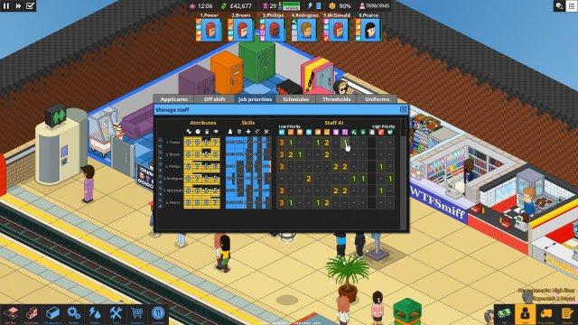 Screenshot - Overcrowd: A Commute 'Em Up (PC) 92625926