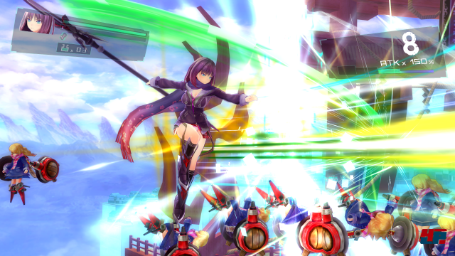 Screenshot - Valkyrie Drive: Bhikkhuni (PC)