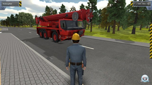 Screenshot - Bau-Simulator 2012 (PC) 2301307