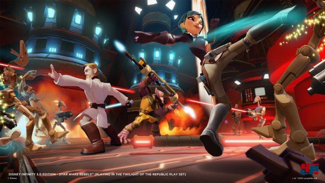 Screenshot - Disney Infinity 3.0: Play Without Limits (360) 92506755