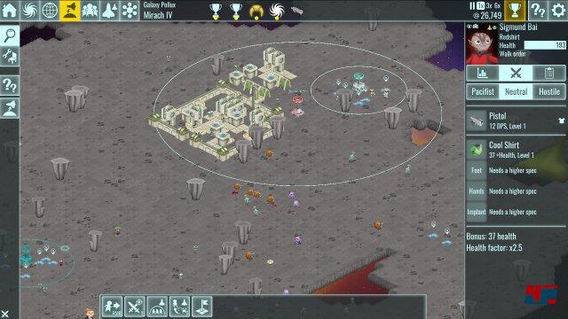 Screenshot - The Spatials: Galactology (PC)