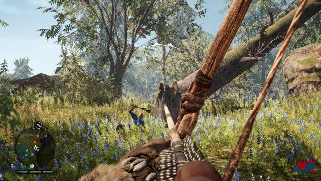 Screenshot - Far Cry Primal (PlayStation4) 92520661