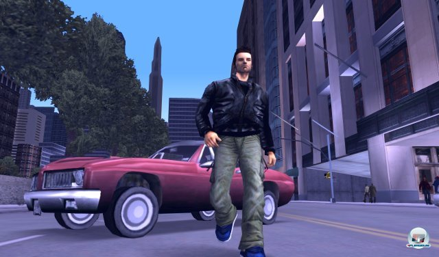 Screenshot - Grand Theft Auto III (Android) 2299397