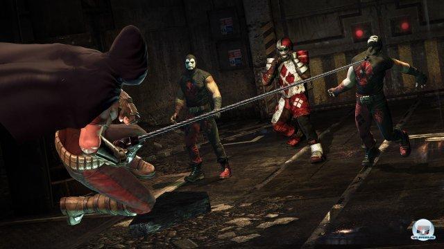 Screenshot - Batman: Arkham City (360) 2349687