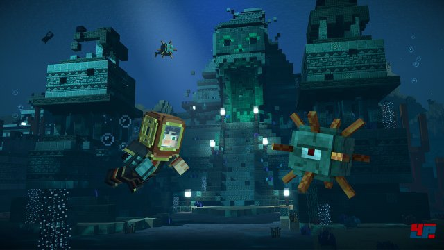 Screenshot - Minecraft: Story Mode - Season 2 (Android)
