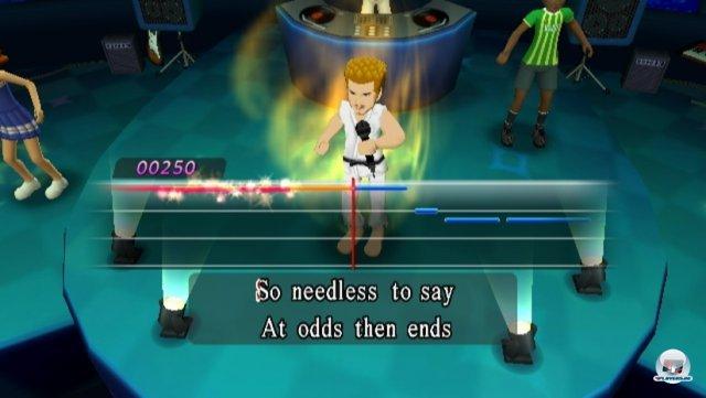 Screenshot - Karaoke Joysound (Wii)
