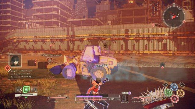 Screenshot - Scarlet Nexus (PlayStation5) 92645778