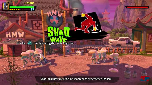 Screenshot - Shaq Fu: A Legend Reborn (PS4) 92569416