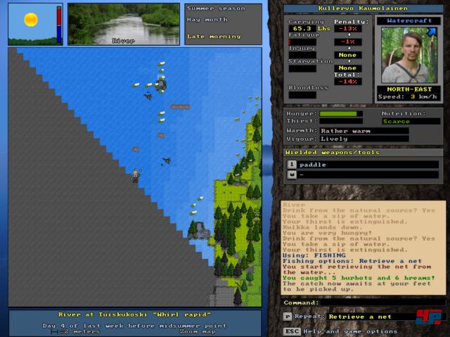 Screenshot - Unreal World (Linux) 92520770