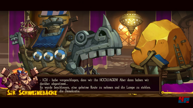 Screenshot - Swords & Soldiers 2 (PS4) 92577590