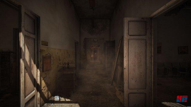 Screenshot - The Town of Light (OculusRift)
