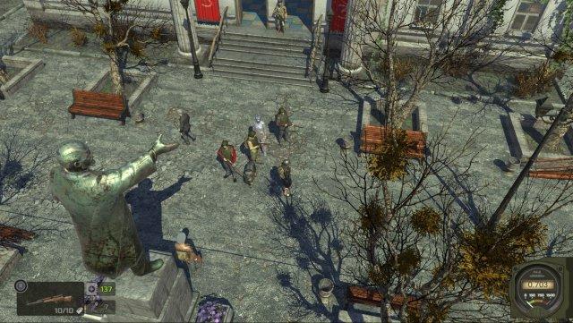 Screenshot - ATOM RPG (One)