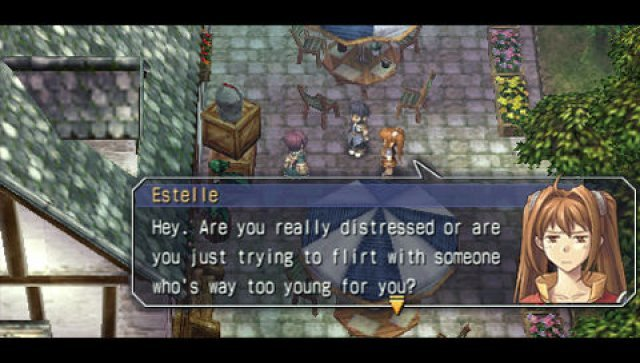 Screenshot - The Legend of Heroes: Trails in the Sky (PSP) 2290427