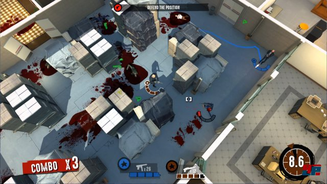 Screenshot - Reservoir Dogs: Bloody Days (PC)