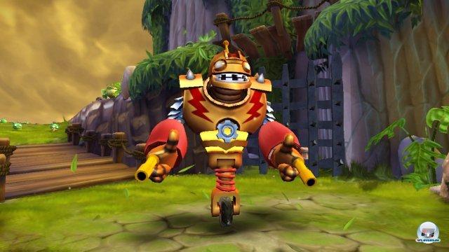 Screenshot - Skylanders: Giants (Wii_U) 92426912
