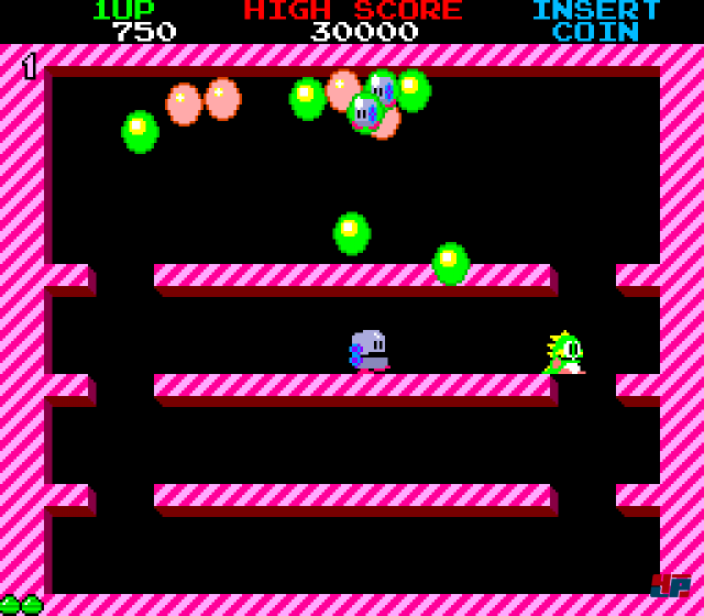 Screenshot - Bubble Bobble (Oldie) (PC) 92493581