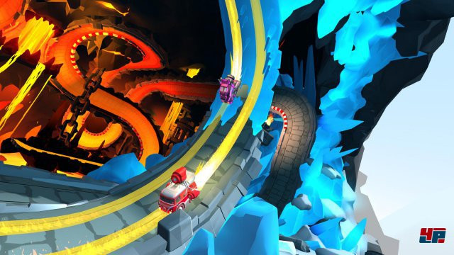 Screenshot - Tiny Trax (PlayStationVR) 92549927