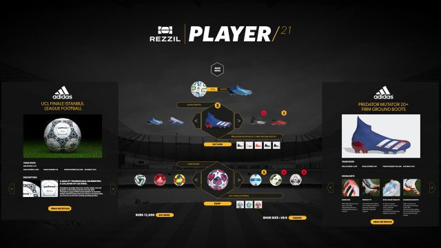 Screenshot - Rezzil Player 21 (HTCVive, ValveIndex, VirtualReality)