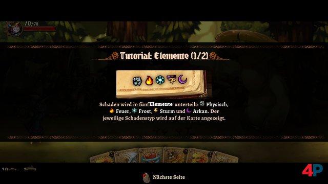 Screenshot - SteamWorld Quest: Hand of Gilgamech (PC) 92590771