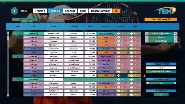 Screenshot - Tennis Elbow Manager 2 (PC) 92643104