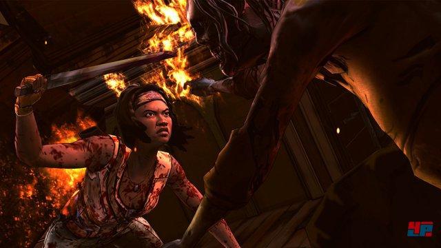 Screenshot - The Walking Dead: Michonne (360) 92524423