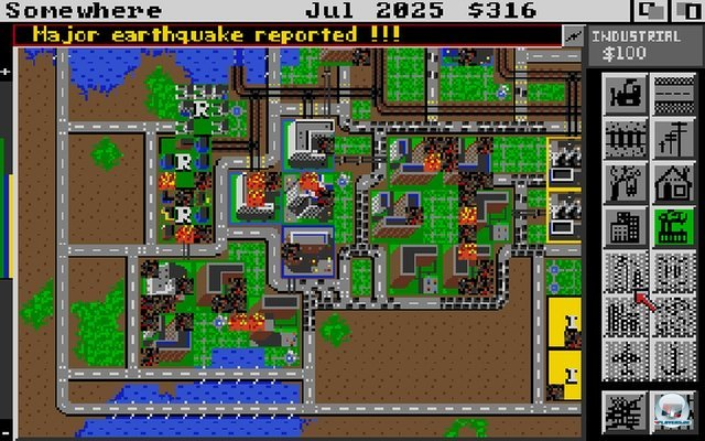 Uh oh...schon wieder ein Erdbeben!