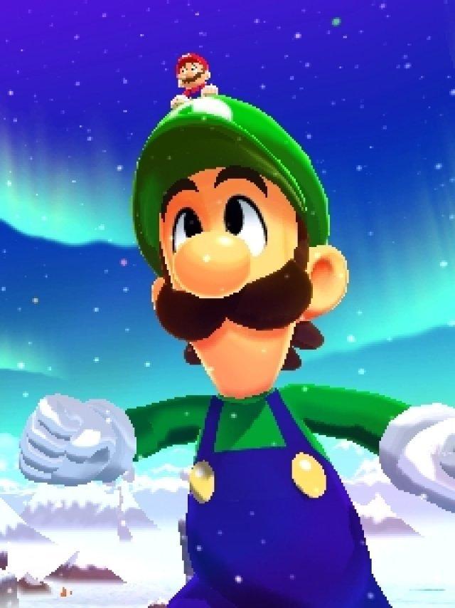 Screenshot - Mario & Luigi: Dream Team Bros. (3DS) 92462418