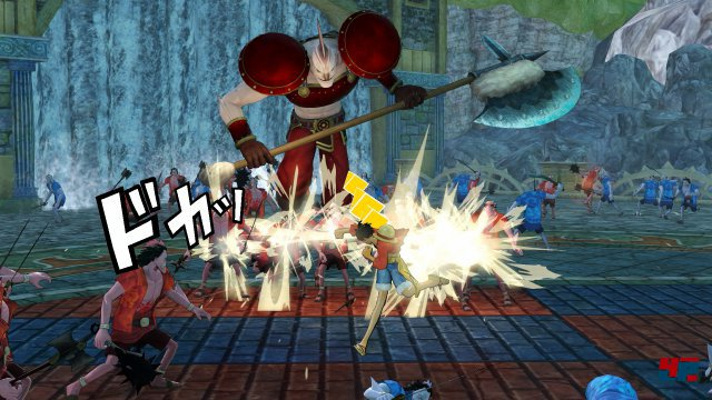 Screenshot - One Piece: Pirate Warriors 3 (PC) 92505705