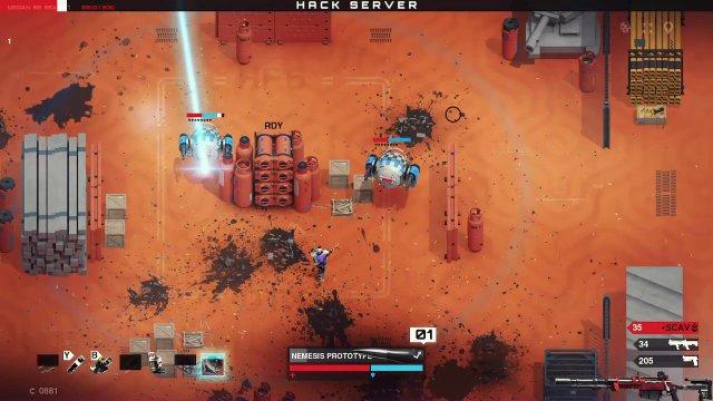 Screenshot - Synthetik: Ultimate (Switch)