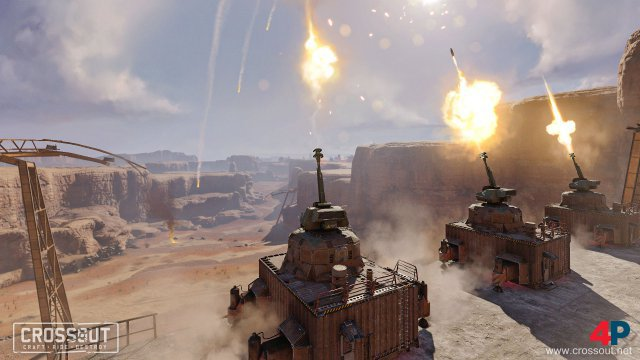 Screenshot - Crossout (PC) 92590725
