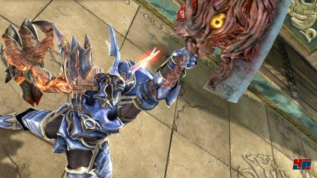 Screenshot - Soul Calibur: Lost Swords (PlayStation3) 92481711