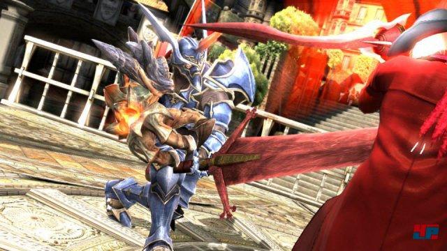 Screenshot - Soul Calibur: Lost Swords (PlayStation3)