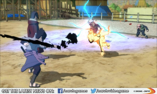 Screenshot - Naruto Shippuden: Ultimate Ninja Storm Revolution (360) 92483336