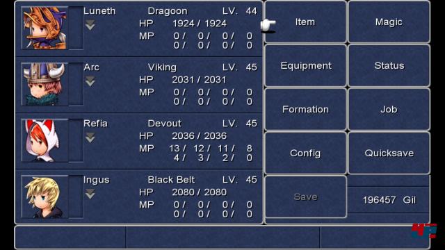 Screenshot - Final Fantasy 3 (PC) 92481984