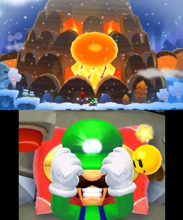 Screenshot - Mario & Luigi: Dream Team Bros. (3DS) 92462428