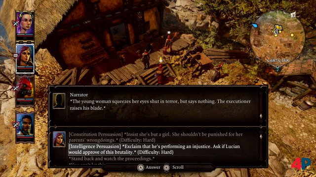 Screenshot - Divinity: Original Sin 2 (Switch) 92597774