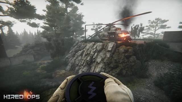 Screenshot - Hired Ops (PC) 92639337