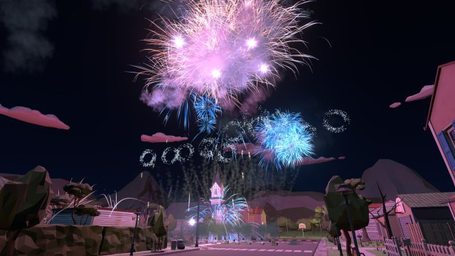 Screenshot - Fireworks Mania (PC)