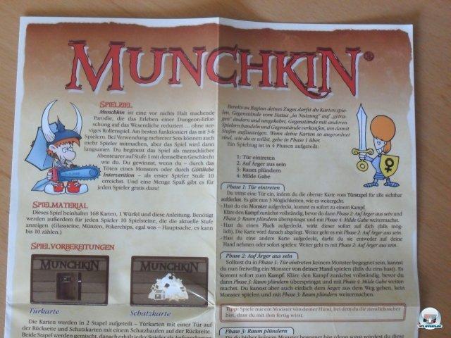 Screenshot - Munchkin (Spielkultur)