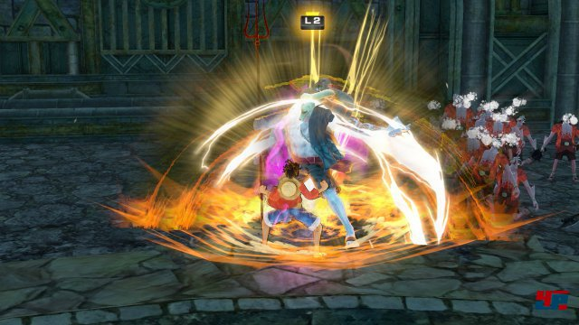 Screenshot - One Piece: Pirate Warriors 3 (PC) 92505709