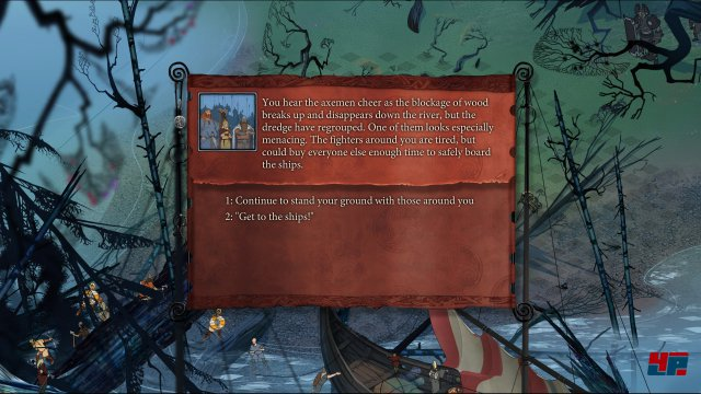 Screenshot - The Banner Saga 2 (PC) 92524979