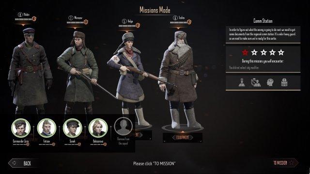 Screenshot - Partisans 1941 (PC) 92640450