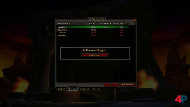Screenshot - World of WarCraft Classic (Mac) 92594957