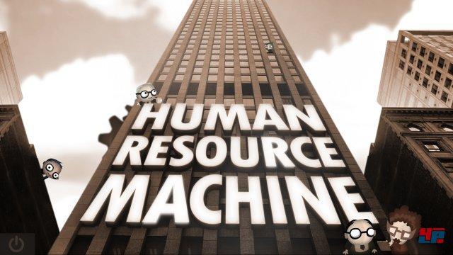 Screenshot - Human Resource Machine (Mac)