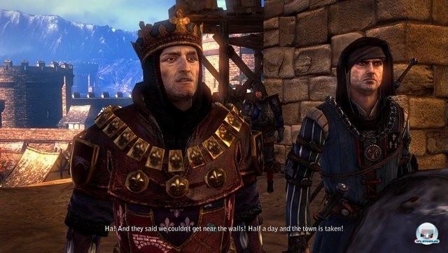 Screenshot - The Witcher 2: Assassins of Kings (360) 2232694