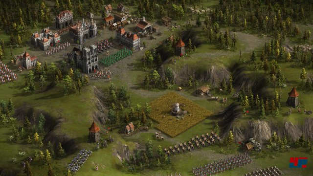 Screenshot - Cossacks 3 (PC) 92533699